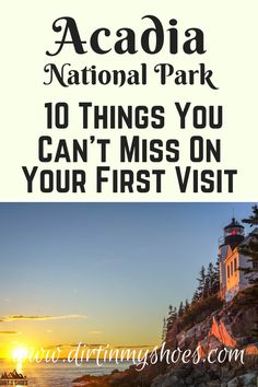 Explore the rugged coastline and high seaside peaks of this gorgeous lobster-loving island. You are sure to find something that everybody will LOVE. Written by a former park ranger. National Park Camping, Acadia National Park, Best Places To Camp, Places To Travel, Travel Destinations, Travel Pics, Travel Quotes, Maine Road Trip, Road Trips