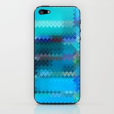 Re-Created Flying Carpet X iPhone & iPod Skin by Robert S. Lee - $15.00