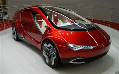 The Yo-Move is the work of Russion billionaire Mikhail Prokhorov. His aim is to produce an eco-friendly hybrid that would cost less than $10...