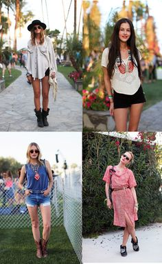 It's about that time... to start shopping for (or chopping up old clothes for) Coachella :D