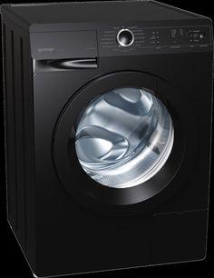 Gorenje W7243PB Waschmaschine Automat schwarz 7kg A+++ 1400U 445277