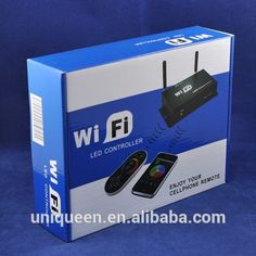 DC5-24V IOS/Android Operating System Support RF Remote Control LED WiFi Single Point Controller, View WiFi LED Controller, World Uniqueen Product Details from Shenzhen Lijiasheng Technology Co., Ltd. on Alibaba.com