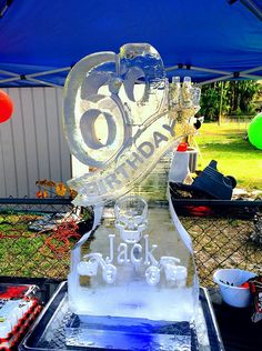 78 Best Ice Sculptures Numbers Images In 2019 Ice