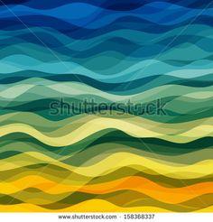 Shutterstock wave vector