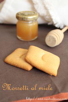 Morsetti terracinesi al miele