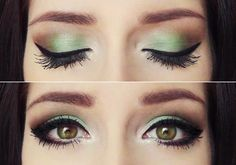 Eye Makeup Tips.Smokey Eye Makeup Tips - For a Catchy and Impressive Look All Things Beauty, Beauty Make Up, Hair Beauty, Beauty Nails, Eye Makeup, Makeup Tips, Makeup Ideas, Bronze Makeup, Makeup Designs
