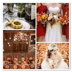 Fall Into Love With Fall Weddings « Wedding Ideas, Top Wedding Blog's, Wedding Trends 2014 – David Tutera's It's a Bride's Life