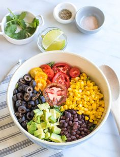 Vegan Taco Salad – Julianne Hough