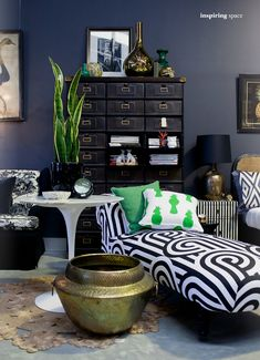 decorology: Something new: interiors with some masculine refinement