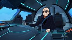 venture bros in x-1 - Google Search Space Place, Google Search