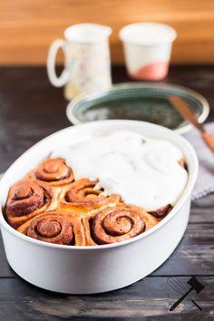 Overnight Cinnamon Rolls und ein paar Fragen - Law of Baking