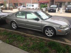 nissan maxima gle 3.5 2002 - $4890 (east elmhurst, NY) East Elmhurst, Nissan Maxima, Cars For Sale, Garage, New York, Ads, Vehicles, Carport Garage, New York City