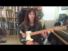 """Nikki O'Neill: Groovin' with Double Stops - SoulGuitarTime   I'm gonna add a GROOVE to these nice gospel chords! The Hammond organ acoustic guitar and bass are already outlining the changes: B-E-B D#7-G#m E with F# in the bass back to B. What would Steve Cropper or Cornell Dupree have done here? If you like the song type """"nikki o'neill"""" into iTunes or visit nikkioneill.bandcamp.com. Remember: Love Will Lead You Home. It always will. Be kind to each other out there!  SoulGuitarTime with Nikki…"""