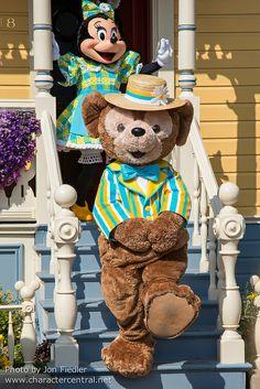 2014 - Minnie and Duffy
