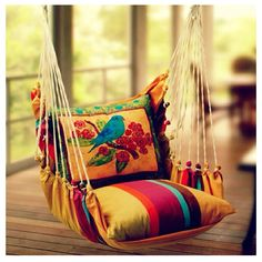 I want this (chill out) chair!