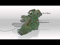 During 2011 JWT London created a Radio campaign to showcase Ireland's attractions. The activity was part of the 'Go Where Ireland Takes You' brand campaign, . Ireland Attractions, Tourism Ireland, Brand Campaign, Boat Tours, Youtube, Plants, Plant, Youtubers, Youtube Movies
