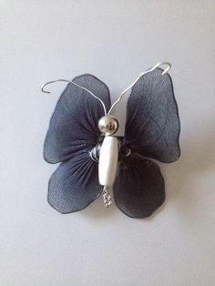 DIY Papillon en collant