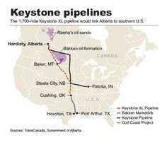 A #Nebraska judge has struck down a law allowing the #KeystoneXL #oil pipeline to proceed through the state, ruling in favor of three landowners who had filed a lawsuit against its construction. Read more on