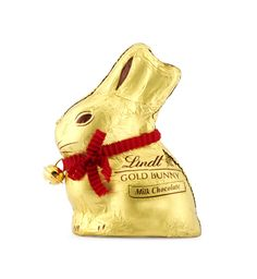 Lindt Gold Bunny. This is SO yummy !