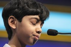The Faces Of The 2011 National Spelling Bee