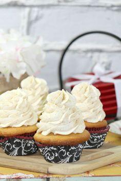 Spiced Chia Tea Cupcakes Recipe