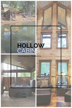 Bask in the sunshine with a cabin stay at Heartpine Hollow Cabins in Hochatown, Oklahoma. Enjoy grand, picturesque views while tucked away in nature.