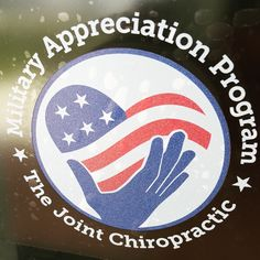 The Joint Chiropractic supports our troops! Ask us about our military rates.