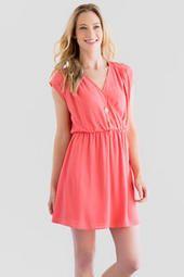 Delaney Solid Dress