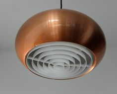 Fog & Morup Denmark 'Medio' design Jo Hammerborg copper version Danish