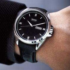 Pánske hodinky Hugo Boss. Presnosť je výsada kráľov. Ludvík XVIII. http://www.1010.sk/c/panske-hodinky-hugo-boss/
