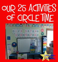 Little Stars Learning: Our 25 Activities of Circle Time - Preschool Children Activities Preschool Curriculum, Preschool Lessons, Preschool Classroom, Preschool Learning, Early Learning, Classroom Activities, Teaching, Circle Time Preschool, Kindergarten Circle Time