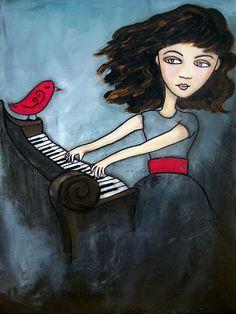 Mary Claire Studios | Original Fine Art | Check out her beautiful portfolio