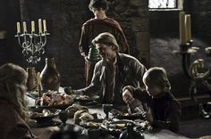 Game of Thrones Season One Blu-ray disc set: Set design and attention to detail