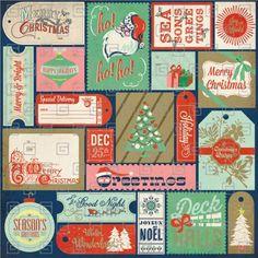 Image result for retro santa christmas stationary