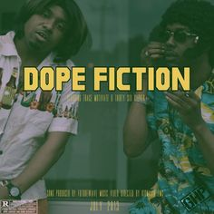 Grindhouse Project  Dope Fiction (Canada)