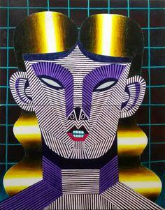 Former, Bizarre Art, Art Brut, Little Kitty, Weird Pictures, Bucky, Bauhaus, Painters, My Images