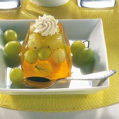 Weintrauben-Stachelbeeren-Gelee