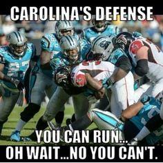Carolina Panthers  <3 <3 <3 !!.