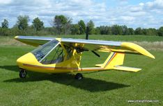 , Earth Star Aircraft Thunder Gull J series ultralight aircraft ...