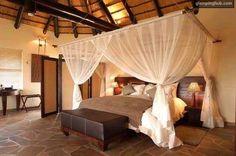 Wellness Retreat in Beautiful Thatch Cabanas, Namibia