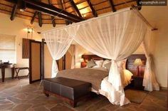 Wellness Retreat in Beautiful Thatch Cabanas, Namibia