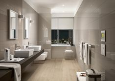 Colourline - polished tiles for bathroom wall coverings | Marazzi