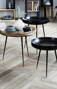 Bowl Table, Mater