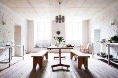 Summer Apartment Near Berlin by Loft Szczecin | Photographed by Karolina Bak
