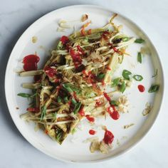 This Waffled Okonomiyaki is Justin Chapple's riff on the classic Japanese dish. Get the recipe on Food & Wine. Veggie Recipes, Wine Recipes, Veggie Meals, Okonomiyaki Recipe, How To Make Waffles, Making Waffles, Japanese Dishes, Japanese Recipes, Brunch Dishes