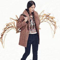 Mode femme Cotélac - automne hiver 2015 2016