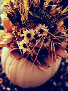 Image detail for -Fall Wedding Centerpieces
