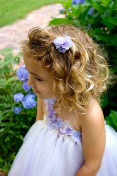 Items similar to Hydrangea Tutu Flower Girl Dress Gown on Etsy Flower Girl Tutu, Flower Girl Dresses, Flower Girls, Baby Girl Purple, Tulle Tutu, Bridesmaids And Groomsmen, Wedding Inspiration, Wedding Ideas, Wedding Stuff