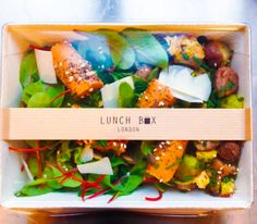 Your working lunch just got a whole lot more wholesome | best London working lunch delivery services