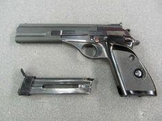 Beretta 76 standard .22LR